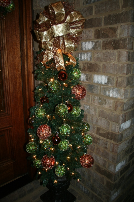 Porch Tree