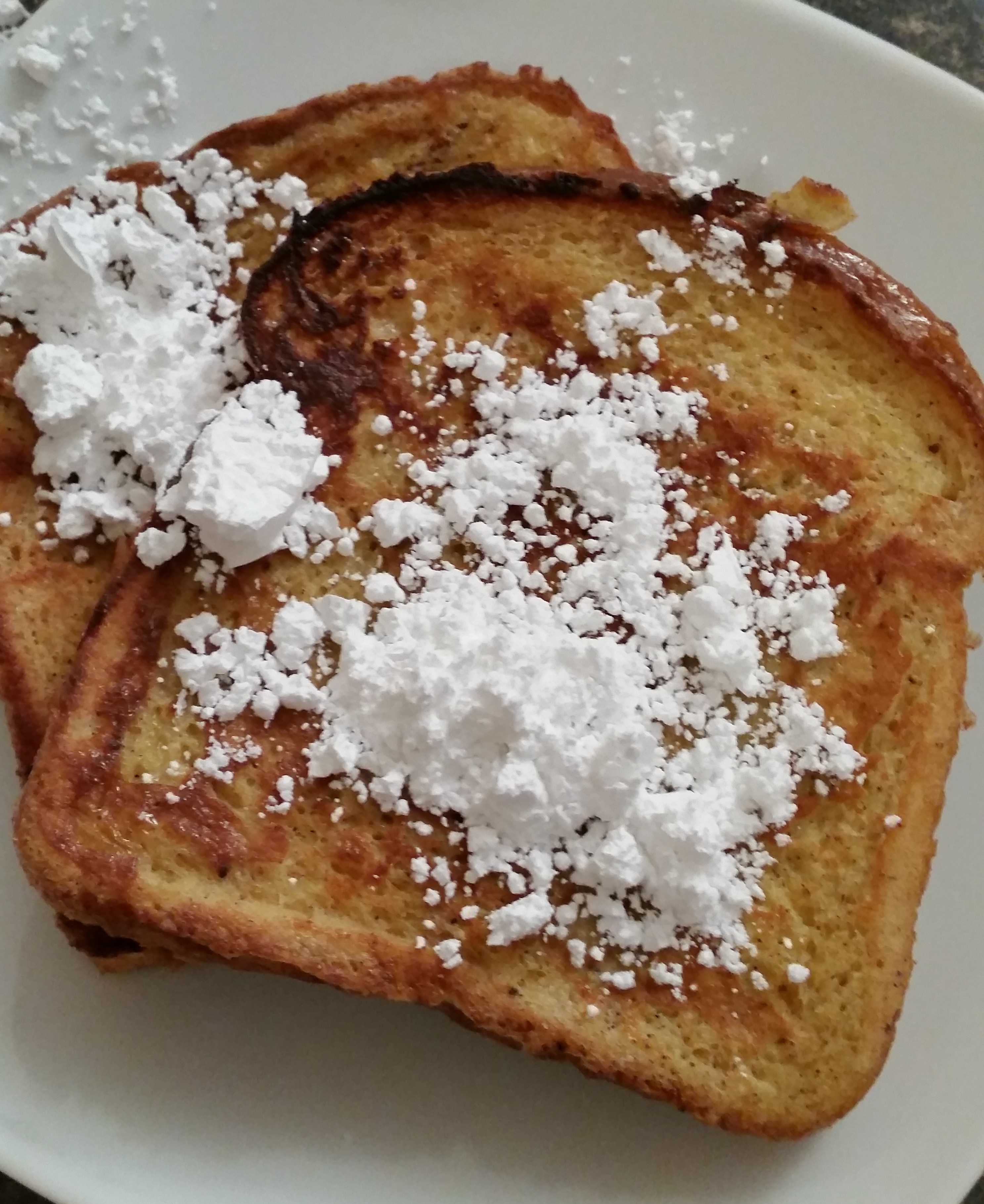 Recipe Test: French Toast