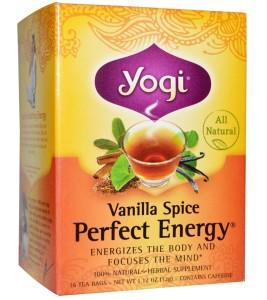 yogi vanilla